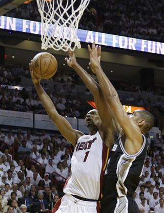 Chris Bosh ,Tim Duncan