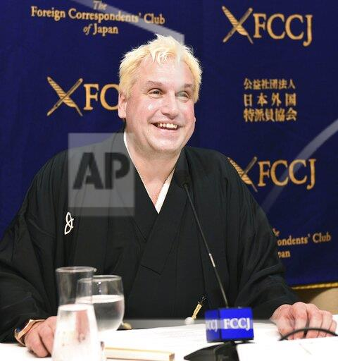 Canadian rakugo storyteller to perform in N.Y.