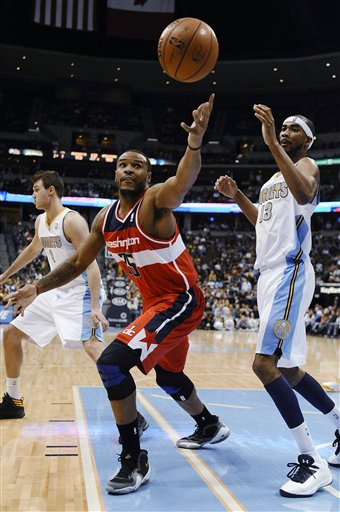 Trevor Booker, Corey Brewer
