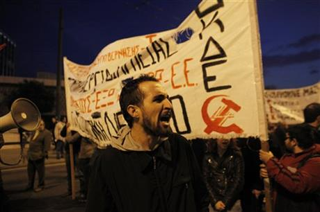 Greece Uprising Anniversary
