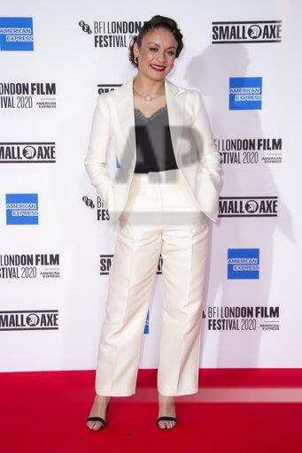 Britain Film Festival Mangrove Photo Call