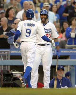Matt Kemp, Dee Gordon