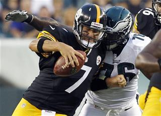 Ben Roethlisberger, Thomas Welch