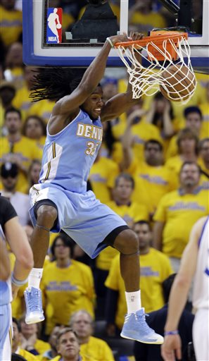 Kenneth Faried