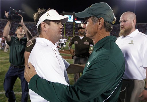 Bob Stoops, Art Briles