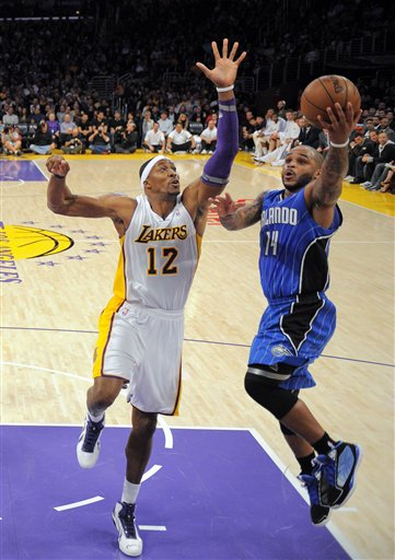Jameer Nelson, Dwight Howard