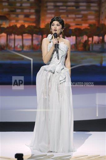 France Cannes Opening Ceremony