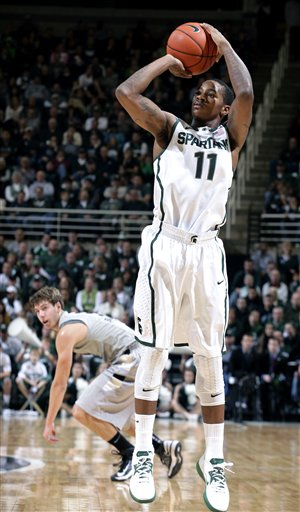 Keith Appling, Travis Bader
