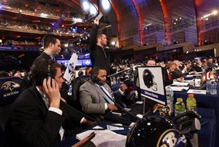 2013 NFL Draft Football