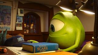 Film Review Monsters University
