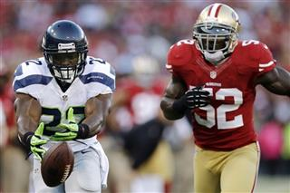 Robert Turbin, Patrick Willis