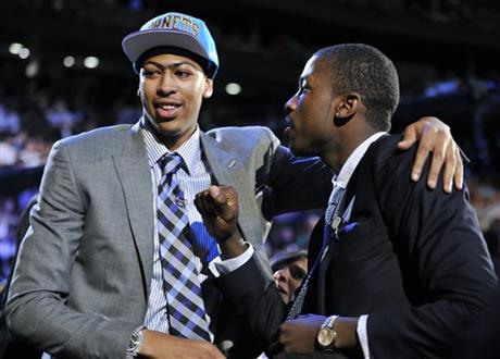 Anthony Davis, Michael Kidd-Gilchrist