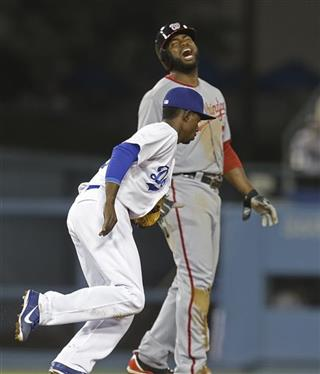 Dee Gordon, Denard Span