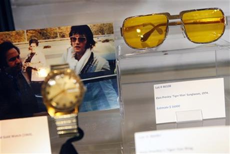 Elvis Auction