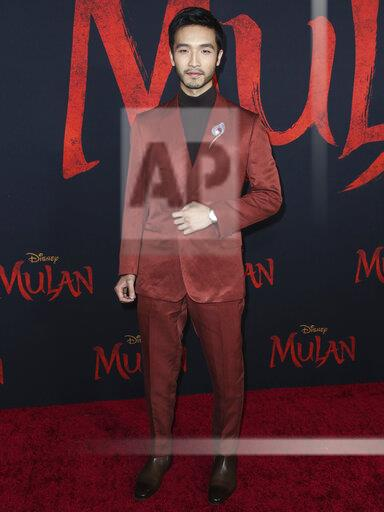 World Premiere Of Disney's 'Mulan'