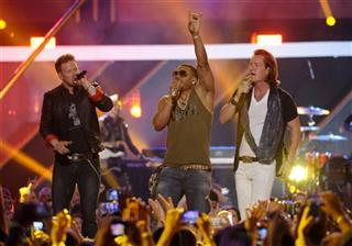 Brian Kelley, Tyler Hubbard, Nelly