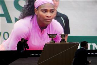 France Tennis French Open Draw