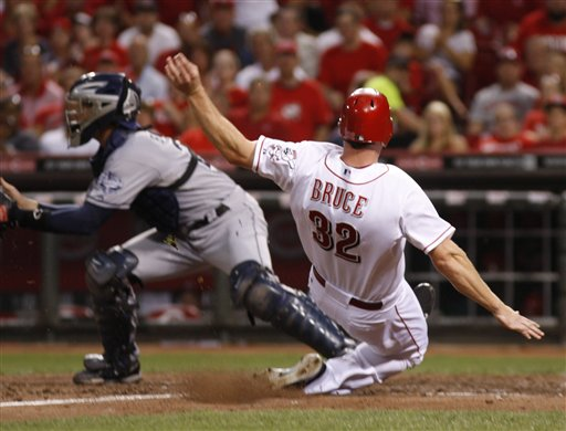 Jay Bruce John Baker