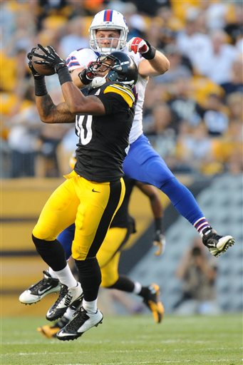 Ryan Shazier, Scott Chandler
