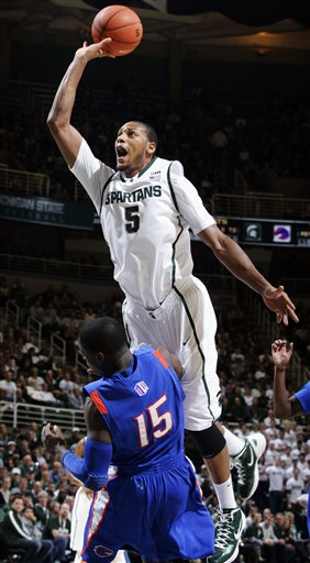 Adreian Payne, Thomas Bropleh