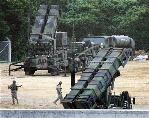 AP I JPN JAPAN US MISSILES