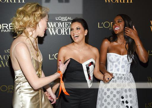 2018 L'Oreal Women of Worth Awards