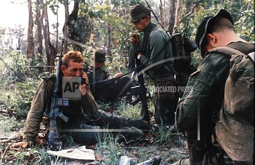 Associated Press International News Vietnam AUSTRALIANS IN VIETNAM