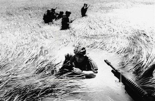 Watchf AP I   VNM APHS302159 Horst Fass Pulitzer Prize Winning Combat Photographer