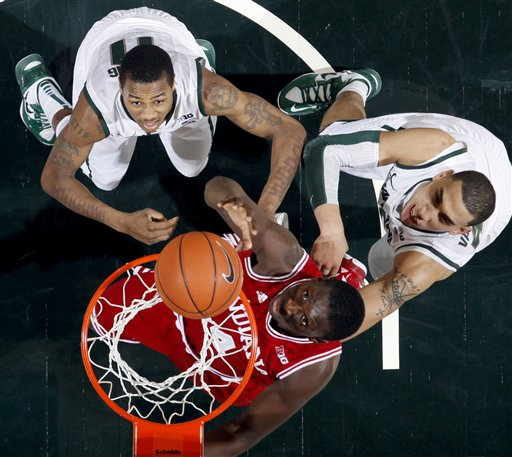 Victor Oladipo, Keith Appling, Denzel Valentine