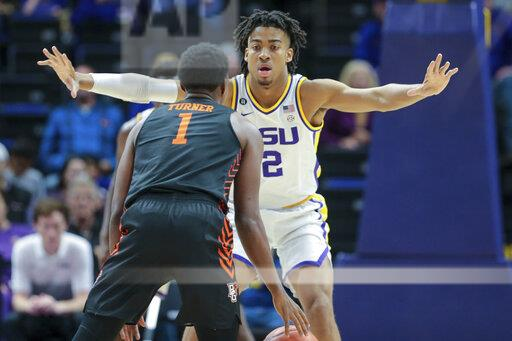 Bowling Green LSU Basketball