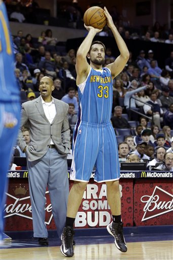 Ryan Anderson, Monty Williams