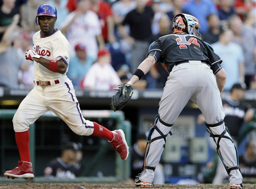 Jimmy Rollins, John Buck