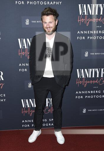 Vanity Fair: Hollywood Calling Exhibit Opening