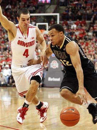 Purdue Ohio St Basketball