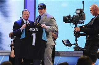 Luke Joeckel, Roger Goodell