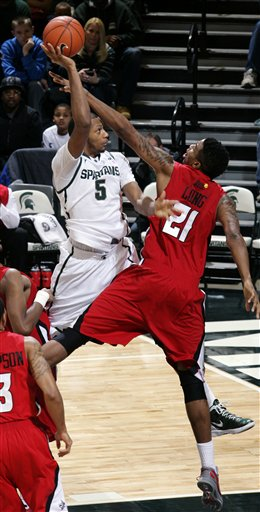 Adreian Payne, Shawn Long