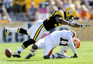 James Harrison, Mohamed Massaquoi