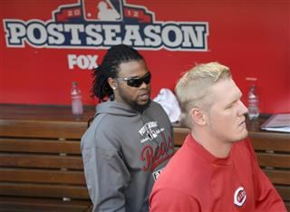 Mat Latos, Johnny Cueto
