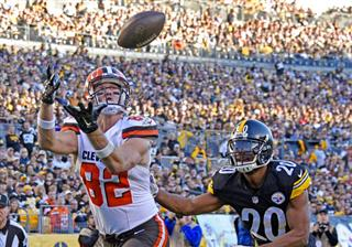 Browns Barnidge Released Football