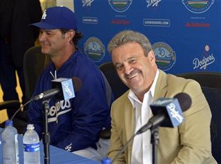 Ned Colletti, Don Mattingly