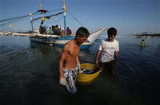 Philippines South China Sea Volatile Waters