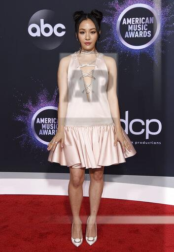 APTOPIX 2019 American Music Awards - Arrivals