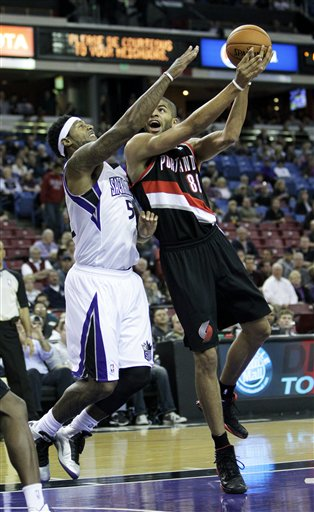 James Johnson, Nicolas Batum