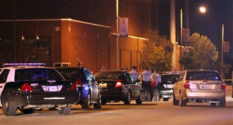 Thunder Game Bricktown Shooting
