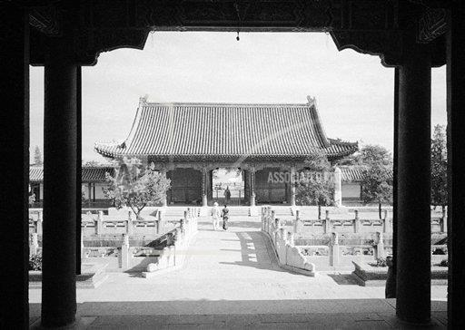 Watchf Associated Press International News   CHINA APHS103451 Beijing Imperial Summer Palace