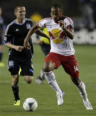 Sam Cronin, Thierry Henry