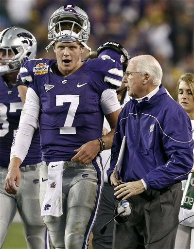 Bill Snyder, Collin Klein