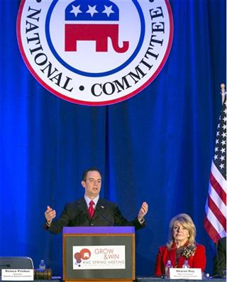 Reince Priebus, Sharon Day