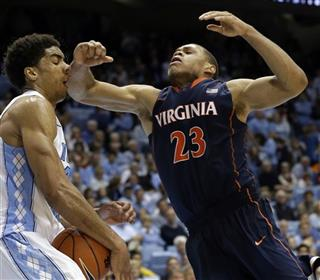 James Michael McAdoo, Justin Anderson