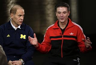Rick Pitino, John Beilein
